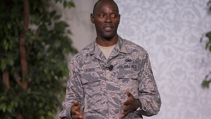 Storytellers: Every Airman has a story